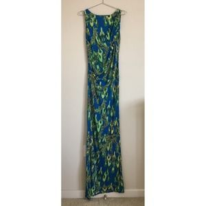 Matthew Williamson Escape Maxi Dress
